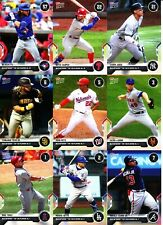 2021 Topps Now MLB Network Top 100 - SINGLES Card #s 1-100 - U Pick From List