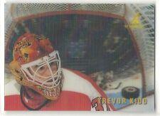 1996-97 Pinnacle McDonald's Caged Ice Breakers - #34 - Trevor Kidd - Flames
