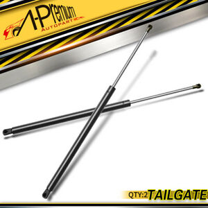 A-Premium for Jeep Cherokee 1995-1996 XJ Series Rear Trunk Tailgate Gas Struts