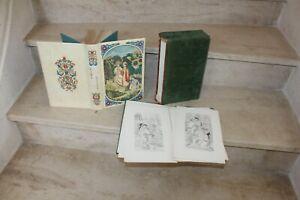 Vatsyayana- Kama sutra, illustrations de Génia Minache (1 /100 ex n°) avec suite