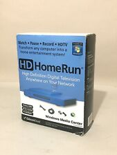 SiliconDust HDHomeRun ATSC/QAM HDTV Tuner Ethernet Network Media Center HTPC HD
