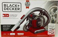 Black & Decker Hfvab320Jc26 Cordless Powered Flex Car & Home Vacuum Cleaner New