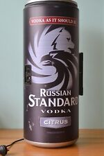 Rare ipod docking station  Russian Standard Vodka promotional