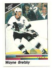 1990-91 Panini Stickers #242 WAYNE GRETZKY LOS ANGELES KINGS