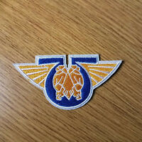 Warhammer 40K Ultramarines Patch 3 3/4 inches wide