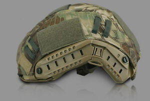 Airsoft Tactical Military Hunting Helmet Cover for Fast Helmet BJ/PJ/MH - MR