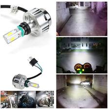Super Bright HID White 360° Hi/Lo Beam H4 Motorcycle LED Headlight Lamp Bulb