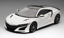 Acura Nsx 130r White Carbon Fiber Package 2017 1:12 Model TRUE SCALE MINIATURES