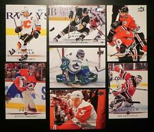 2008-09 08/09 Upper Deck Series 1 Base Cards #1 - #200 Finish Your Set You Pick!