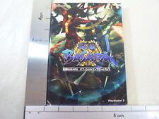 SENGOKU BASARA Complete Game Guide Japan Book PS2 CP *