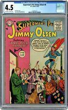 Superman's Pal Jimmy Olsen #8 CGC 4.5 1955 2139791012