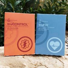 TruVision Health TruFix TruControl Weight Loss Combo 1 Month (30 Day) Supply