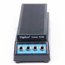 Guitar Effect Pedal 1511A Stereo In + Out Daphon Guitar Stereo Volume Pedal DJ