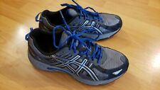 Asics Men's US 9 Gel-Venture 5 Running Shoes Silver/Gray/Royal T5n3n-9313