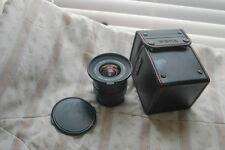 Sigma Minolta AF AF Aspherical 18-35mm f/3.5-4.5 AF Lens For Sony Minolta