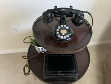 Western Electric Antique 102 Phone and 634 subset, working, original finish