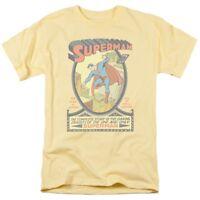 Superman #1 T-Shirt DC Comics Sizes S-3X NEW