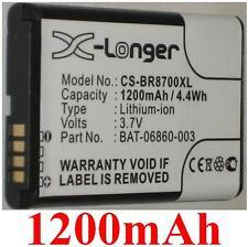 Batterie 1200mAh Pour BLACKBERRY Curve 8520