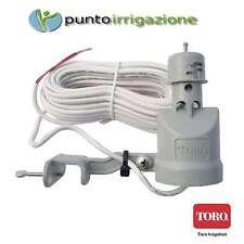 Sensore pioggia regolabile Toro irrigazione TRS con cavo da 8 metri premontato