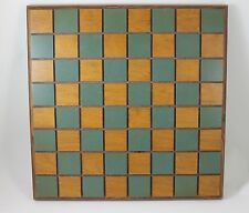 "One handmade wooden chess board by W.A Mueller 13""x13"""