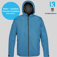 Hip Length Hooded Soft Shell Coats & Jackets for Men