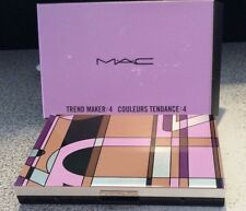 MAC TREND MAKER: 4 FACE &  LIP PALETTE,  BNIB, RARE, VERY HTF