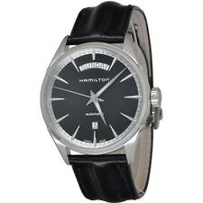 HAMILTON JAZZMASTER DAY DATE HOMME 42MM AUTOMATIQUE MONTRE H42565731