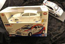Bburago Ford Focus 1999 WRC racing car kit 1/24