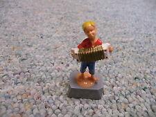 Magneto West Germany Boy with accordion