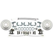 "Mustang Rear Disc Brake Kit Plain/Cast Small 8""/9"" 1965-1973"