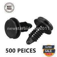 100PC Plastic Weatherstrip /& Rubber Door Seal Clip Fit Toyota Avalon 67867-12150