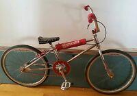 Bandito mini bmx race bike vintage old school rare pro class schwinn powerlite
