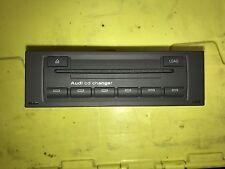 Audi A4 B6 B7 CAB CABRIOLET Lecteur CD Changeur CD 8E0035111D 8E0 035 111 d