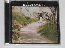 Booker T. & Priscilla-S/T-CD