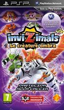Invizimals - Le Creature Ombra PSP USATO ITA
