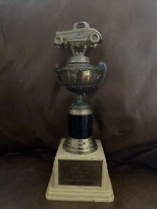 Lafayette speedway Trophy Drag Races, 1955 Drag  Racing Bakelite Dodge Inc