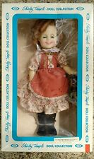 """1982 SHIRLEY TEMPLE DOLL Ideal 12"""" Suzannah of the Mountains w/Tags in Box"""