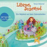 CATHERINE STOYAN - LILIANE SUSEWIND-EIN NILPFERD AUF DEM ZEBRASTREIFE  CD NEW