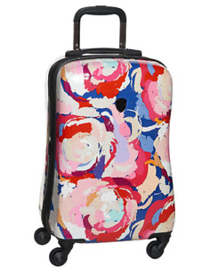 "Heys Hardside 21"" Fashion Spinner Luggage, Spring Blossom"