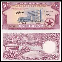 Ghana 1 Cedi, 1962, P -2d, banknote, UNC