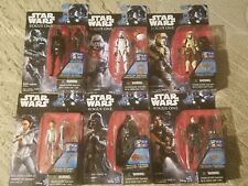 Star Wars Rouge One action figures Lot Of 3