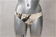 bas maillot de bain bikini caoutchouc/noir ERES essence T 38 fr 6 us valeur 145€