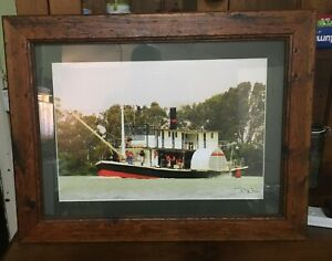 paul white photograph original , from his closed gallery in Waikerie ,titled...