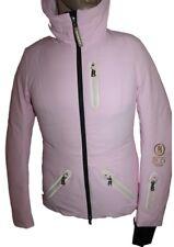 Bogner Nell D Team Damen Ski Jacke Rosa Schwarz Größe 36 S Neu UVP 1199 Euro