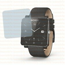 Crystal Clear Screen Protector for Sony SW2 Android Bluetooth SmartWatch 2