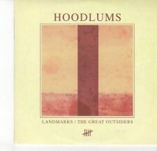 (DJ628) Hoodlums, Landmarks / The Great Outsiders - 2011 DJ CD