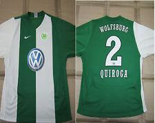 Maglia calcio Wolfsburg Bundesliga, Soccer jersey Wolfsburg, Fußball-Trikot