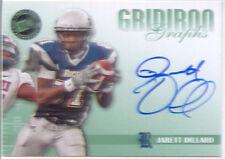 jarett dillard rookie rc draft auto autograph rice owls college #/25 2009