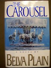 THE CAROUSEL BELVA PLAIN 1995 HC FIRST EDITION/FIRST PRINTING
