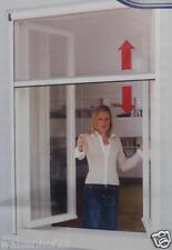 (EUR 22,17/m2) TESA  ALU Rollo Comfort Fenster Insektenschutzfenster 130x170 cm